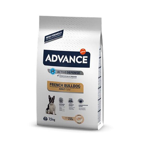 Affinity Petcare Advance Bulldog Francais Chien 1an et plus 7,5kg