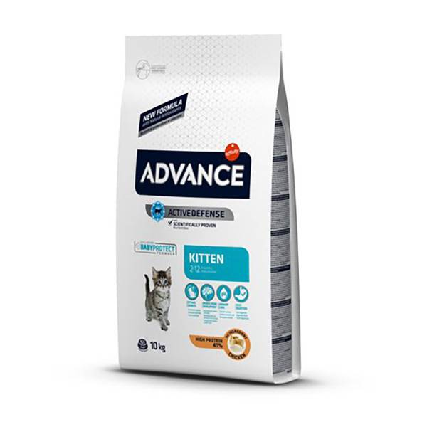 Advance Chaton (de 2 a 12 mois) et Femelle Gestante ou Allaitante 10kg
