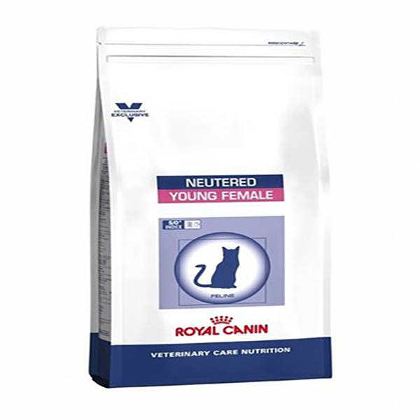 Royal Canin Vet Care Nutrition Chat Neutered Young Femelle 10kg