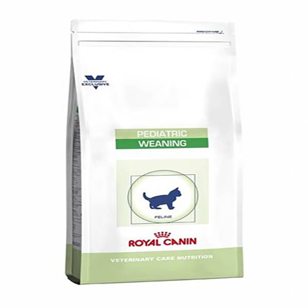 Royal Canin Veterinary Care Nutrition Chat Pediatric Weaning (4 semaines à 4 mois) Croquettes sachet 400g