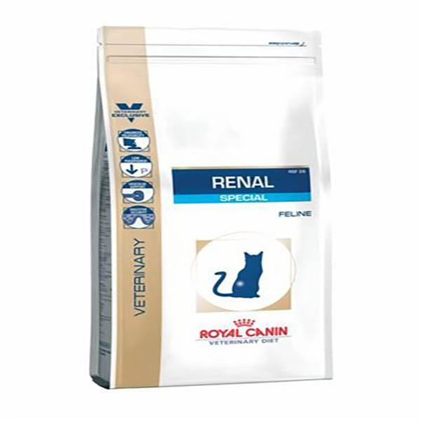Royal Canin Veterinary Diet Chat Renal Special Insuffisance rénale Croquettes 500g