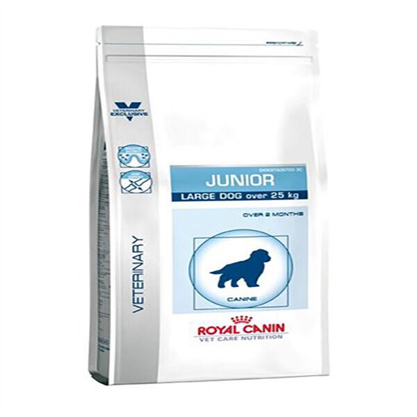 Royal Canin Vet Care Nutrition Pediatric Chien Junior (2a15/18mois) Large(+25kg) Digest/Osteo30 4kg