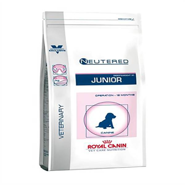 Royal Canin Vet Care Nutrition Neutered Chien Junior (stérilisé a 12 mois) Moyen (11 à 25kg) Croquettes 4kg