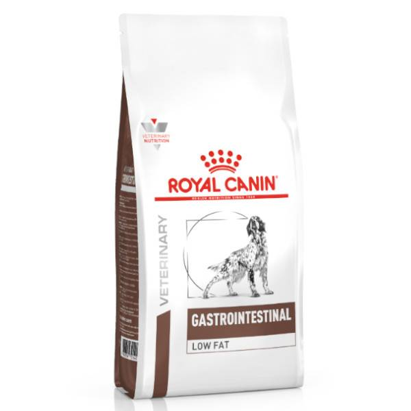 Royal Canin Veterinary Diet Chien Gastro Intestinal Low Fat 6kg