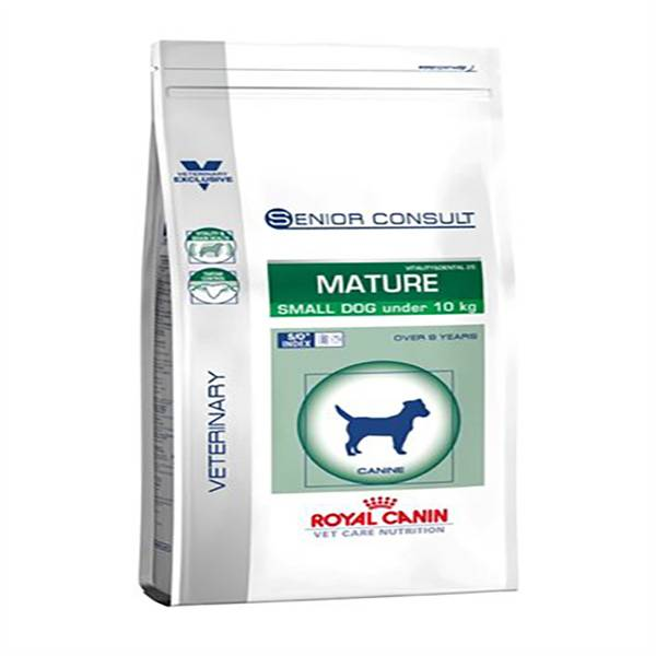 Royal Canin Vet Care Nutrition Chien Senior Consult Mature Small 1,5kg