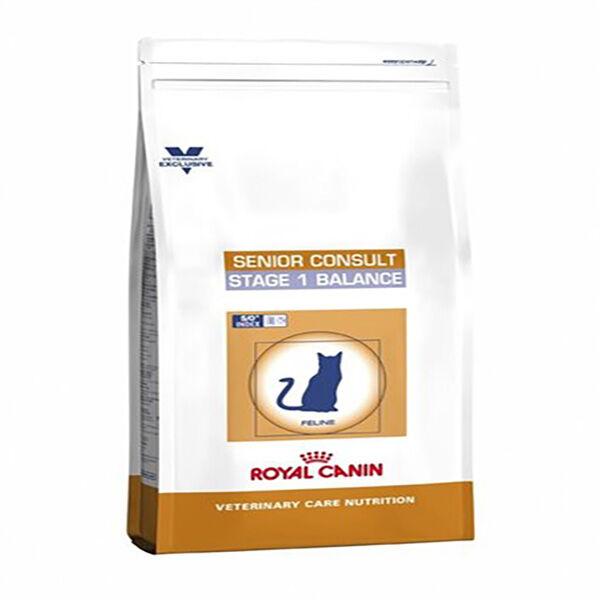 Royal Canin Vet Care Nutrition Chat Senior Stage 1 Balance 1,5kg