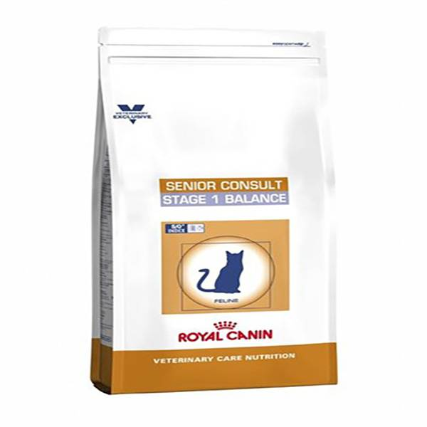 Royal Canin Vet Care Nutrition Chat Senior Stage 1 Balance 10kg