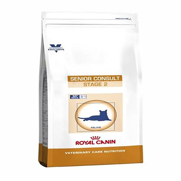 Royal Canin Vet Care Nutrition Chat Senior Stage 2 6kg