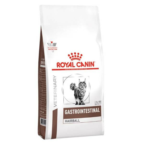 Royal Canin Vet Care Nutrition Chat RC Gastro Hairball 4kg