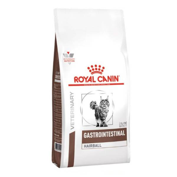 Royal Canin Vet Care Nutrition Chat RC Gastro Hairball 2kg