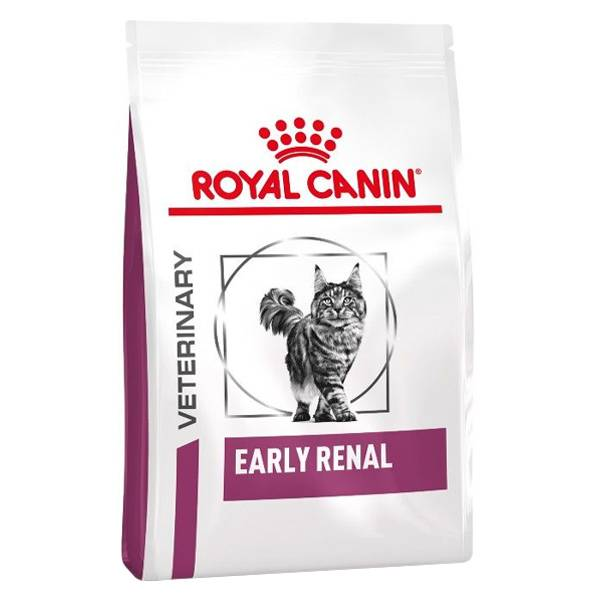Royal Canin Health Management Chat Early Renal Croquettes 1,5kg