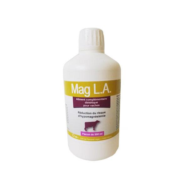 Mag L.A. Aliment Diététique Hypomagnésémie Bovin solution buvable flacon de 500ml