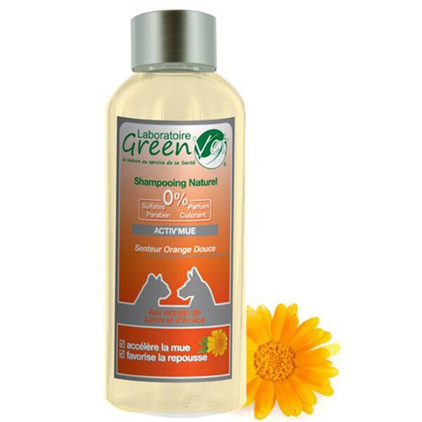 Greenvet Shampoing Naturel Activ'mue Chien Chat 250ml