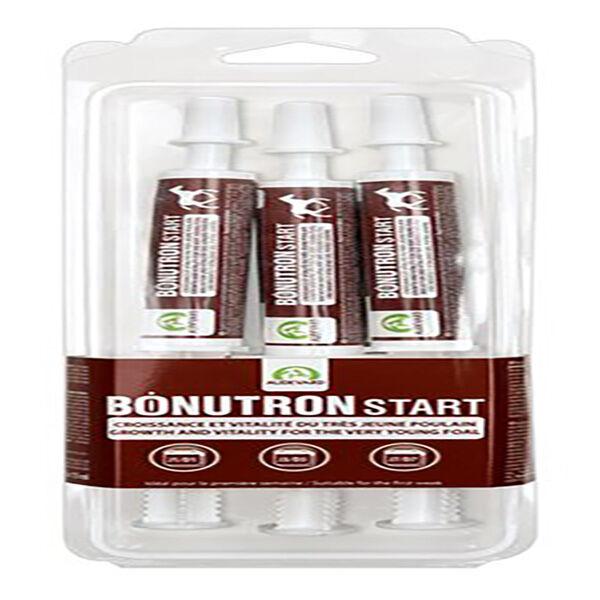 Audevard Bonutron Start Croissance et Vitalite Poulain Gel Oral Seringue 3x15ml