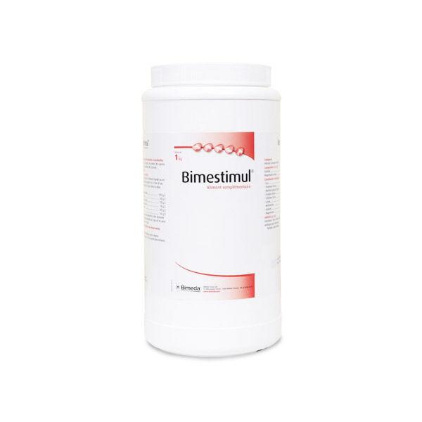 Bimeda Bimestimul Stimulation Hepato-digestive Bovin Cheval Ovin Caprin Porcin poudre orale 1kg