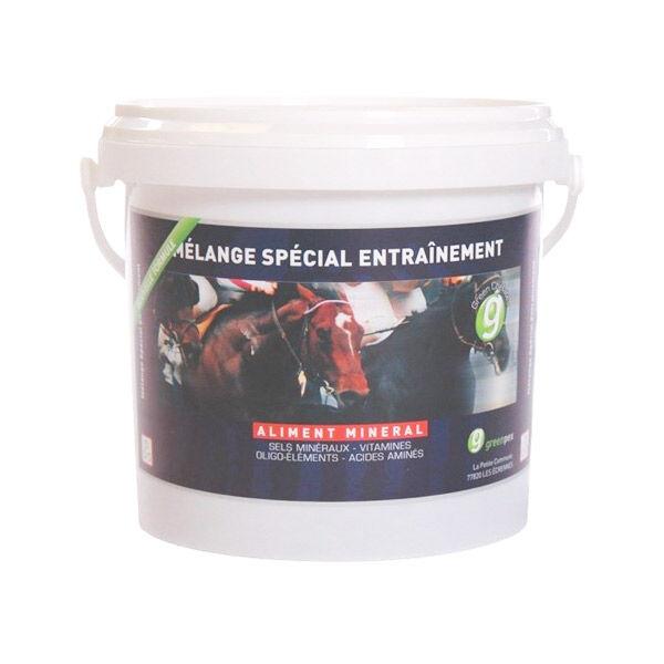 Greenpex MSE (Melange Special Entrainement) Aliment Mineral pour Cheval Poudre Orale 4,5kg