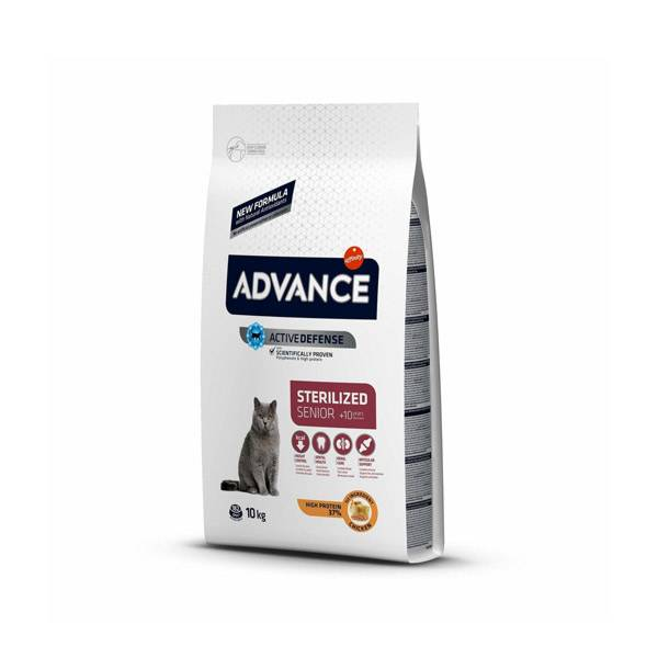 Affinity Petcare Advance Sterilized Senior Poulet 10kg