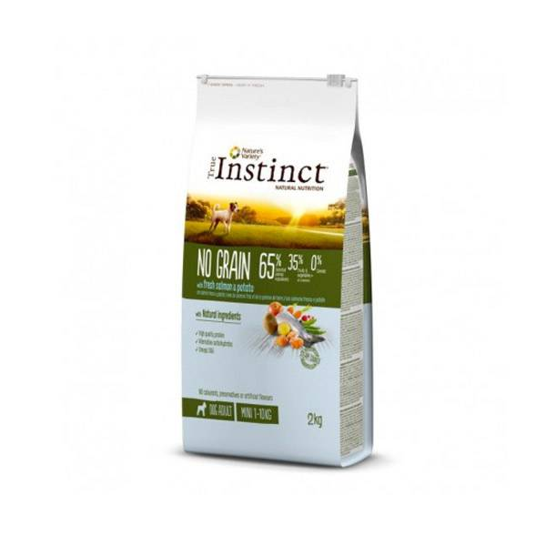 Affinity Petcare True Instinct No Grain Medium Mini Saumon 2kg