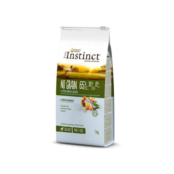 Affinity Petcare True Instinct No Grain Medium Mini Saumon 7kg