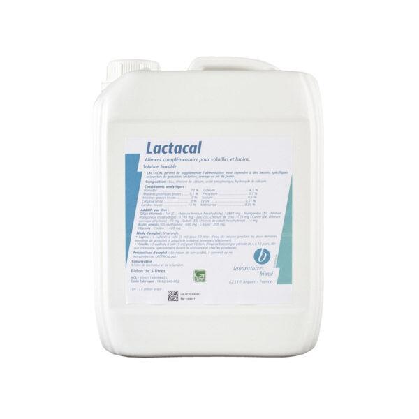 lactacal compose mineral lapin volaille solution buvable bidon de 5l