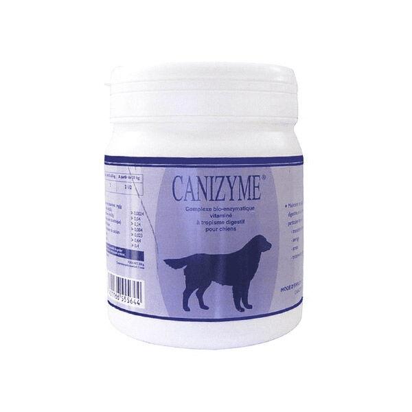 Nutri Science Canizyme Complexe Bio-Enzymatique Vitamine A Chien Poudre Orale 350g