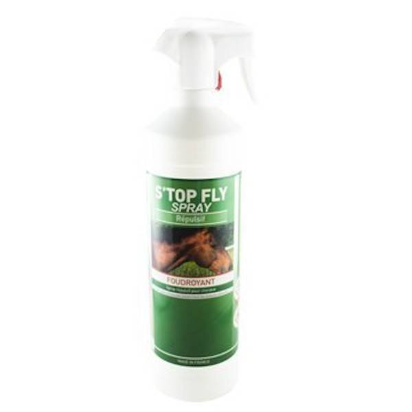 Greenpex Stop Fly Insectifuge Cheval Solution Externe 500ml