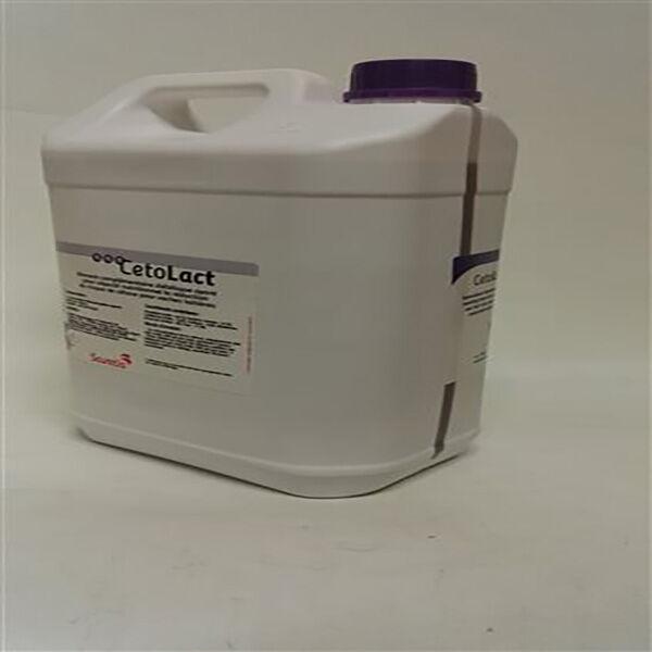 ceto lact supplement nutritionnel cetose vache solution buvable bidon de 5l