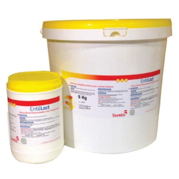 Savetis ente lact supplement nutritionnel reduction du stress bovins caprins poudre orale boite de 500g