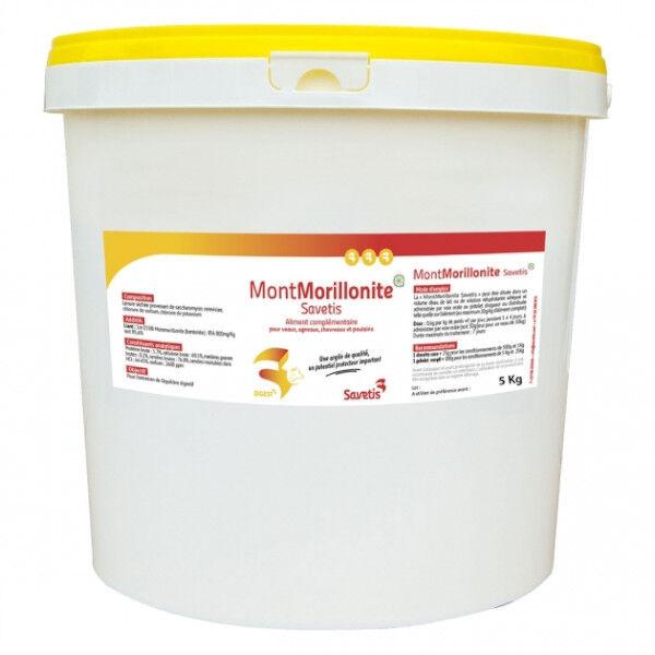 Savetis Montmorillonite LPG Protection Muqueuse Intestinale Bovin Cheval Poudre Orale 5kg