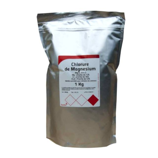Savetis Chlorure de Magnésium Poudre Orale 1kg