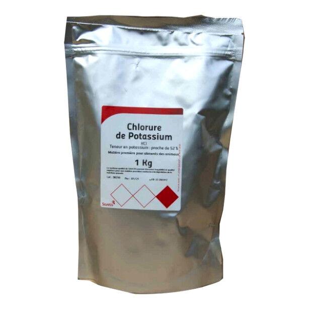 Savetis LPG Chlorure de Potassium Poudre 1kg