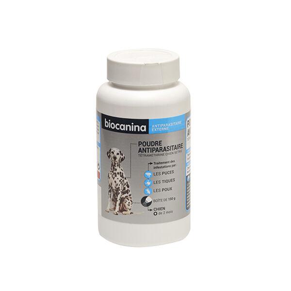Biocanina Poudre Antiparasitaire Chien 150g