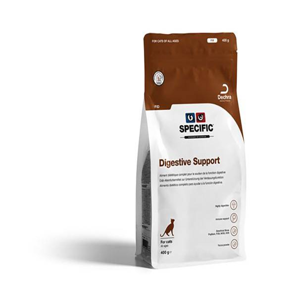Dechra Specific Chat FID Digestive Support Croquettes 400g