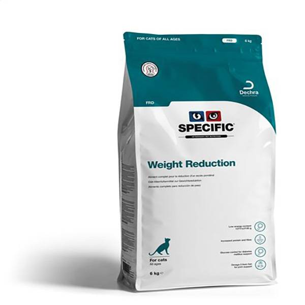 Dechra Specific Chat FRD Weight Reduction Croquettes 6kg