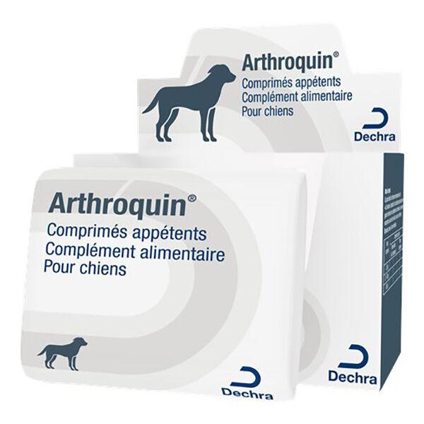 Dechra Arthroquin Complément Alimentaire Arthrose Chien(+25kg) 240 comprimés
