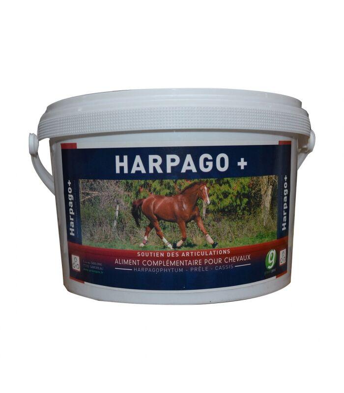 Greenpex Harpago + Ameliore Mobilite et Souplesse Articulaire Cheval Granule 1,5kg