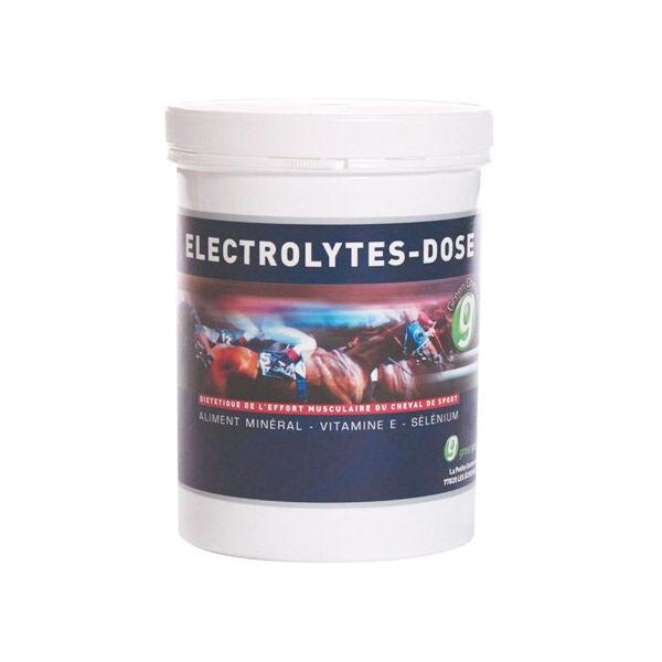 Greenpex Electrolytes Aliment Mineral Cheval Poudre Orale 1kg