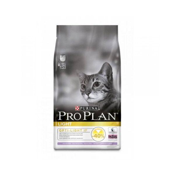 Purina Proplan Light OptiLight Chat Dinde Riz 1,5g