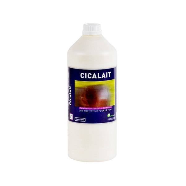 Greenpex Cicalait Lait Protecteur de la Peau du Cheval 1L