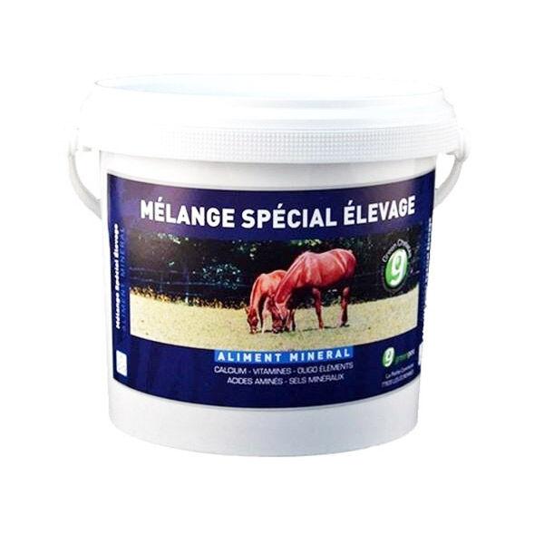 Greenpex MSE (Melange Special Entrainement) Aliment Mineral pour Cheval Poudre Orale 1,5kg