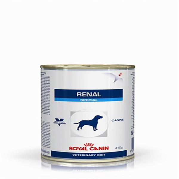 Royal Canin Veterinary Diet Chien Renal Special Aliment Humide 410g
