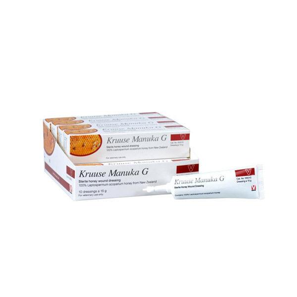Kruuse Manuka Gel Cicatrisant 100% Miel de Manuka 15g