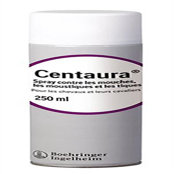 Boehringer Centaura Spray contre les Mouches Moustiques et Tiques 250ml