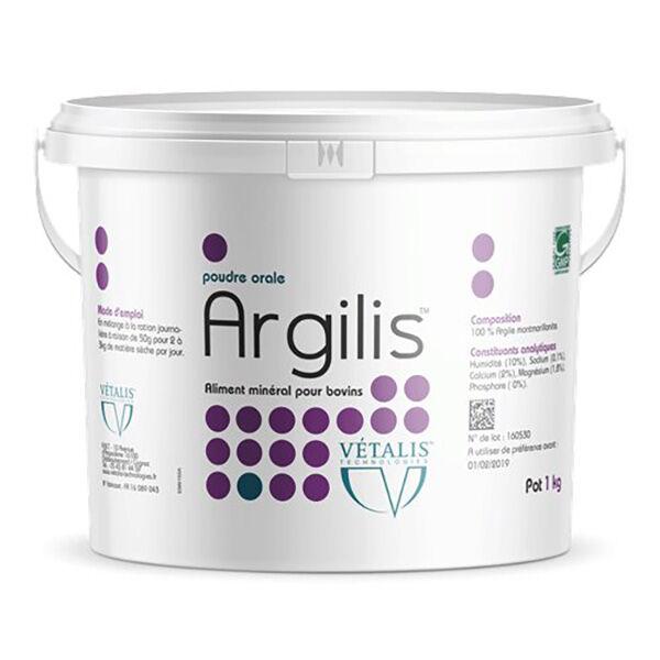 Aargilis Aaliment Mineral Aargile Montmorillonite Bovin Poudre Orale 5kg