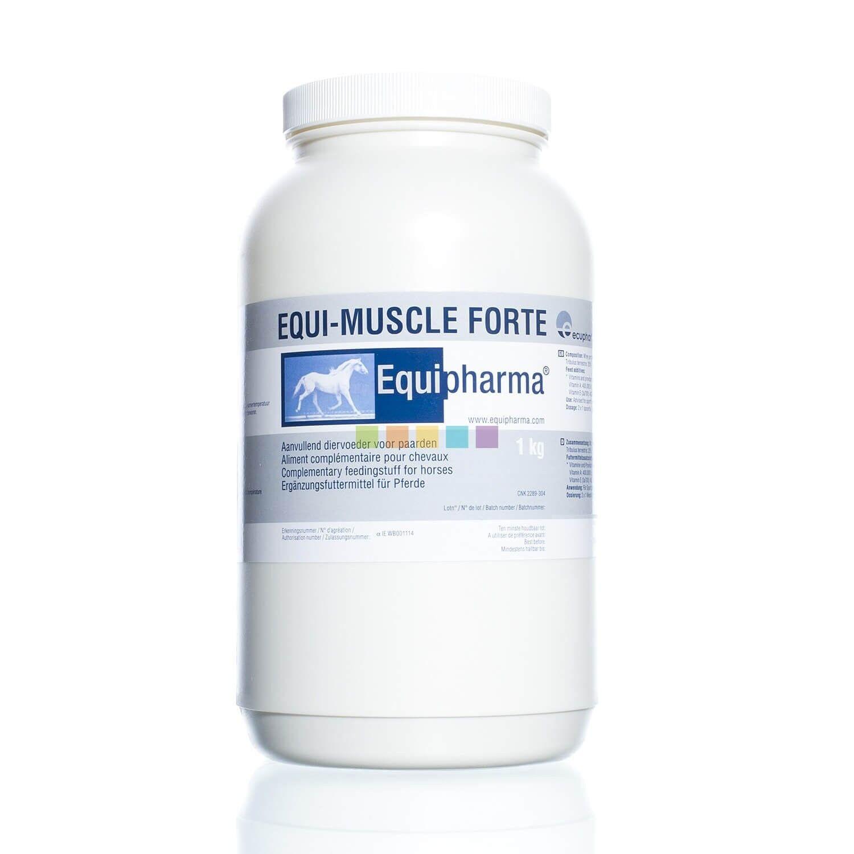 Ecuphar Equi-muscle Forte Soutien Fonction Musculaire Cheval Poudre Orale 1kg