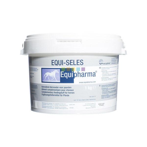 Ecuphar Equi-seles Vitamine E et Selenium Cheval Poudre Orale 1kg