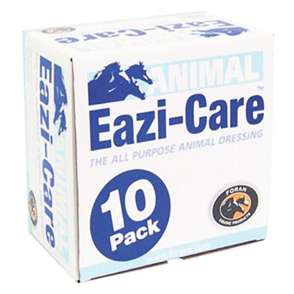 Pommier Nutrition Eazi-Care Animal Dressing Pansement Cataplasme Action Drainante Cheval boite de 10