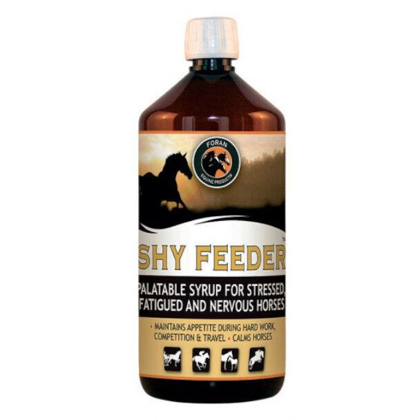 Shy Feeder Foran Stimulateur d'Appétit Cheval Sirop 1L