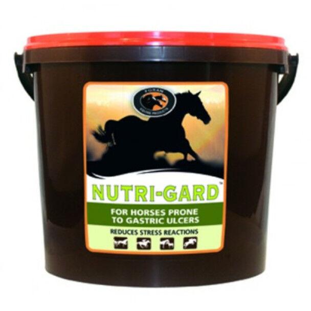 Pommier Nutrition Nutri-Gard Aliment Complémentaire Protection Muqueuse Gastrique Cheval Poudre Orale 3kg