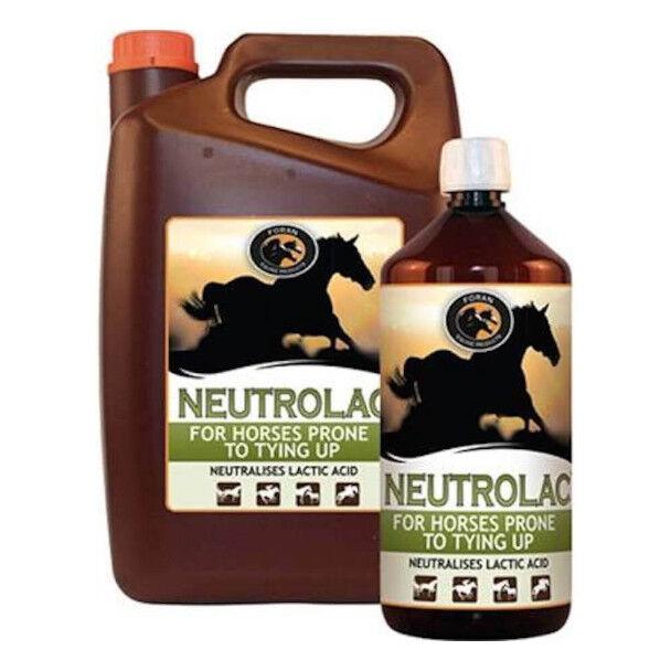 Pommier Nutrition neutrolac complement alimentaire elimination acide lactique cheval solution buvable flacon de 1l